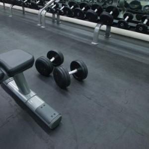 Piso para gimnasio for Gimnasio 55 minutos